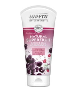 душ-гел-Natural-Superfruit-200мл-Lavera