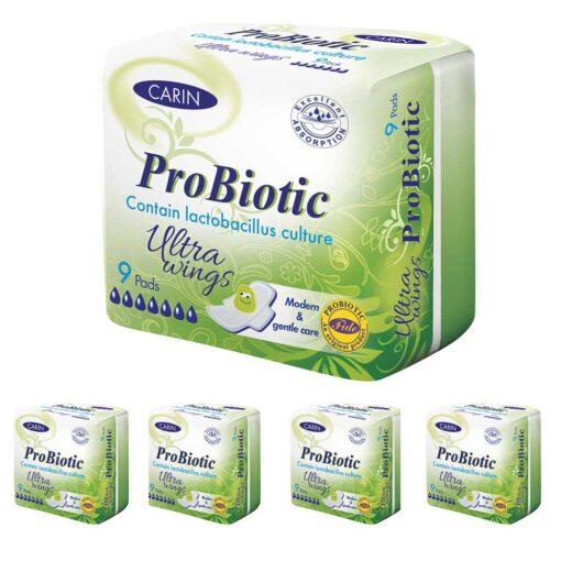 дамски превръзки с пробиотик