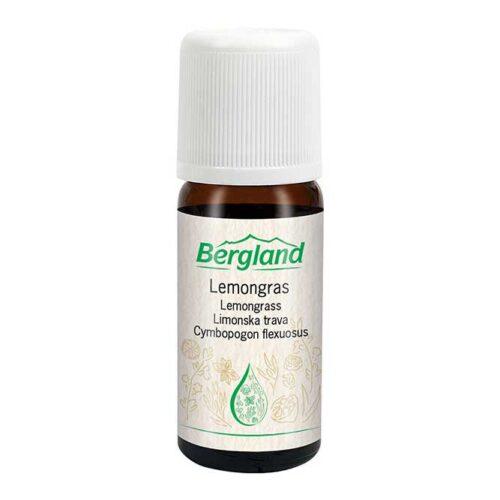 етерично масло Лимонова трева Bergland