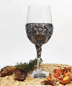 арт чаша за вино